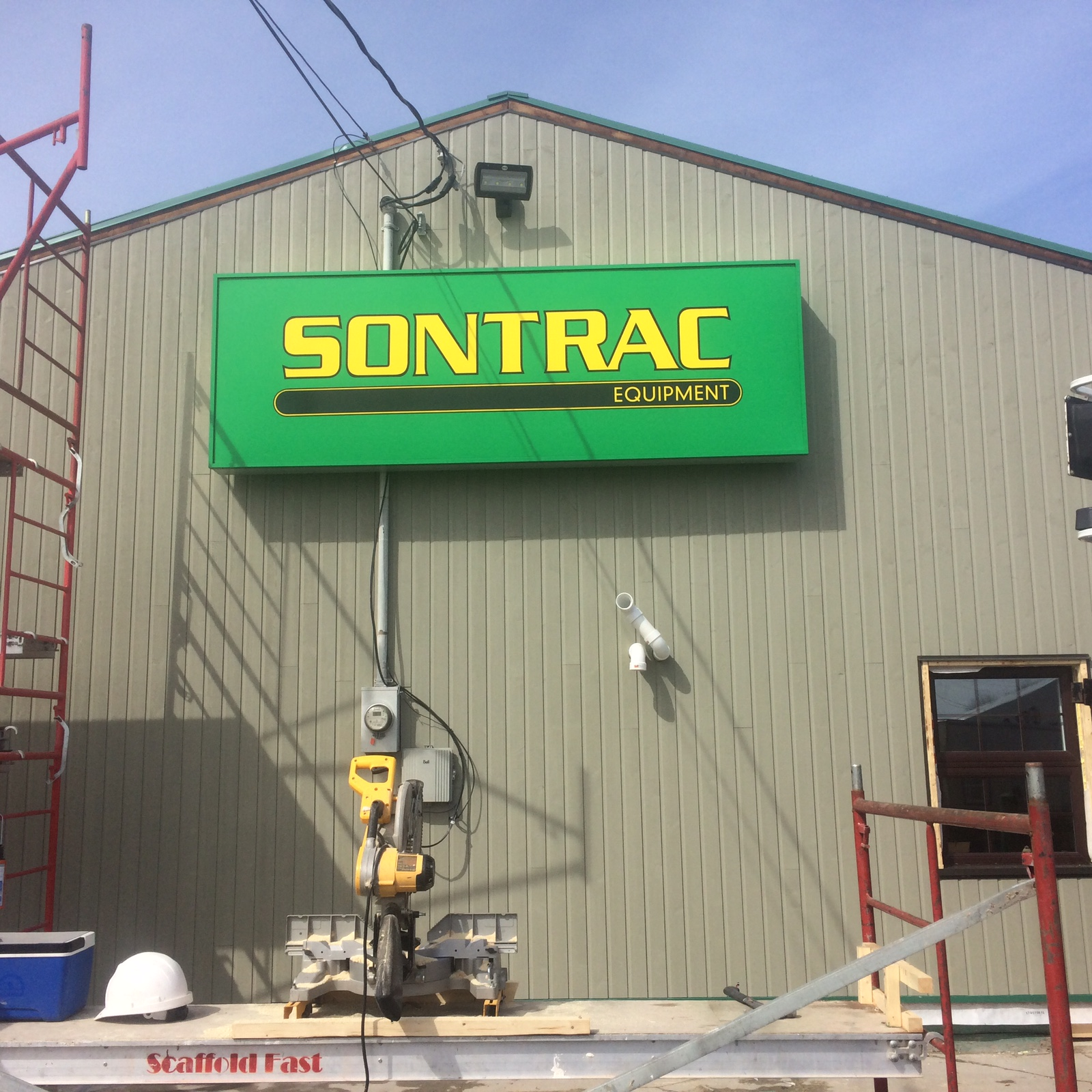 Sontrac Side